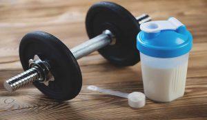 تاثیر تغذیه در رشد عضلات