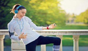 موزیک برای ورزش