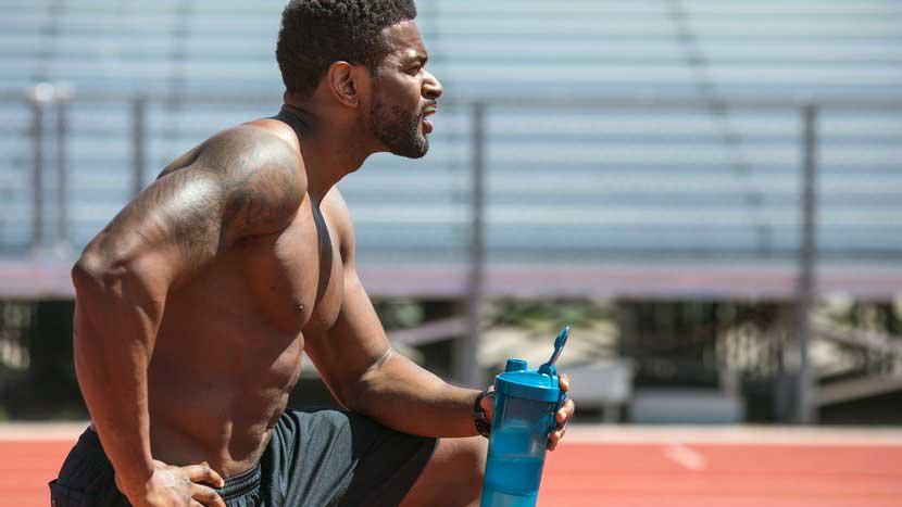 نیاز ورزشکاران به پروتئین