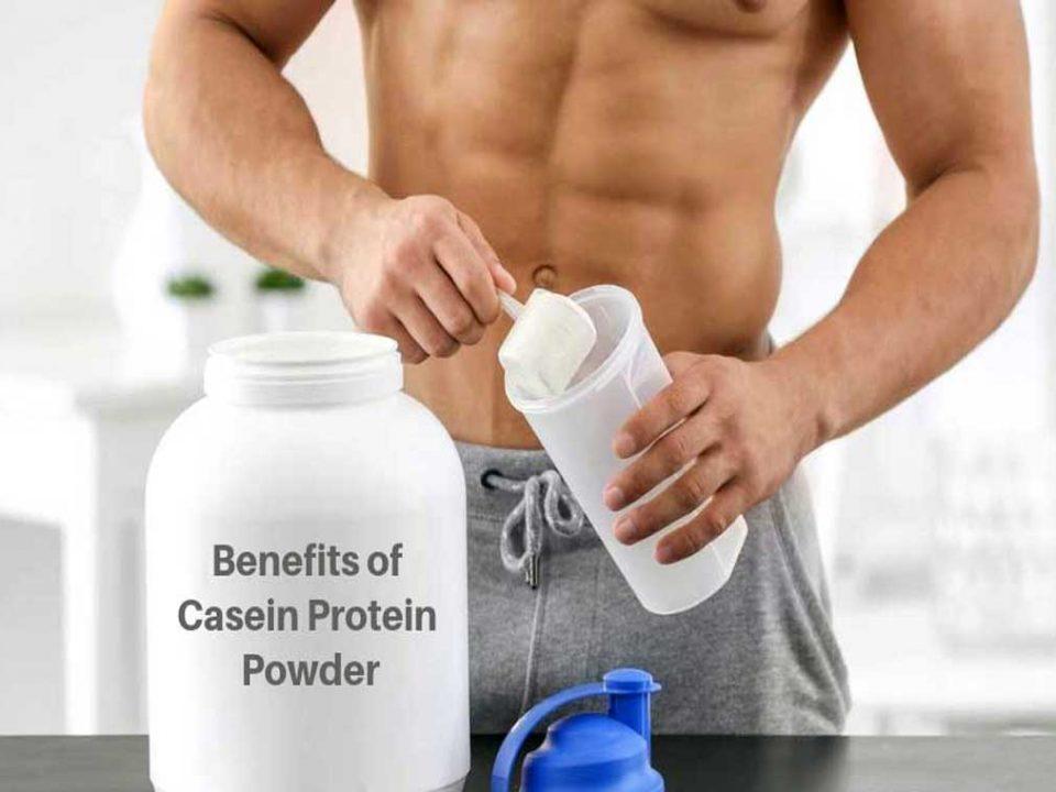 پروتئین کازئین