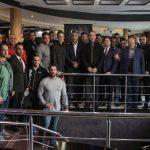 مراسم تجلیل از نفرات برتر مسابقات 2018 اسپانیا (9)