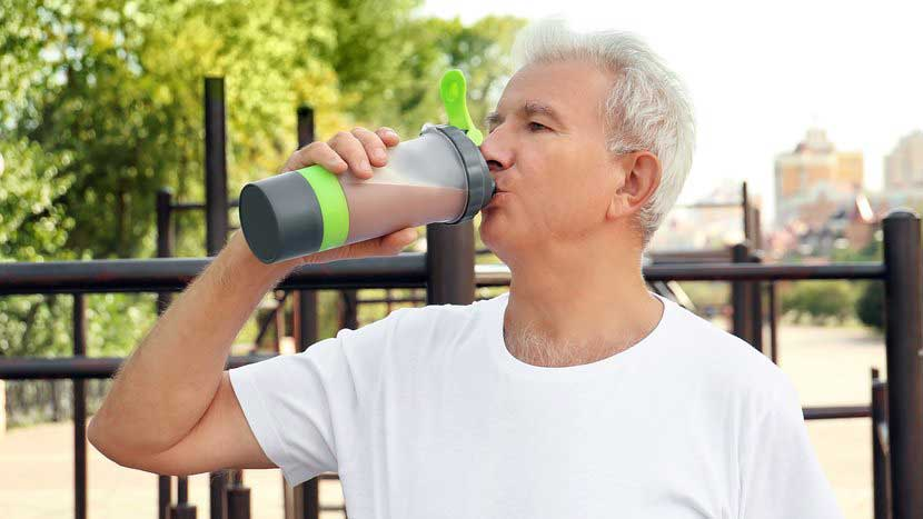 آیا با افزایش سن به پروتئین بیشتری نیاز دارید