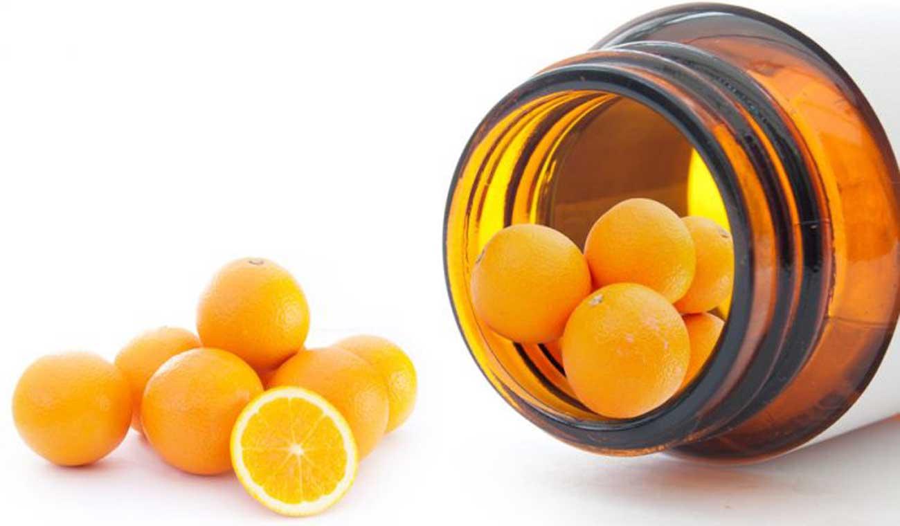 قرص ویتامین سی