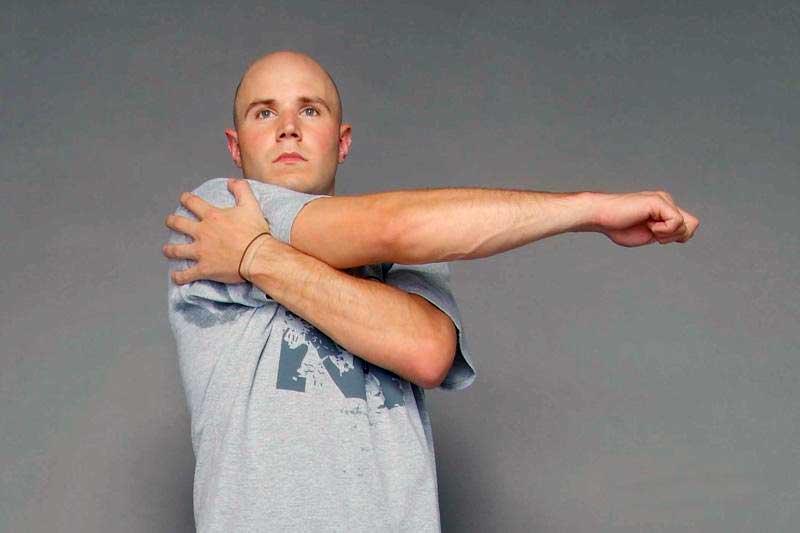 کشش عضلات دست