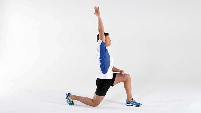 کشش عضلات کوتاه کننده مفاصل