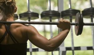 عضله سازی بانوان