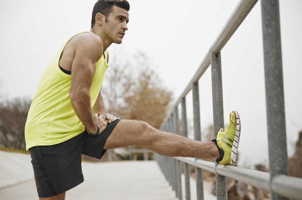 انجام حرکات کششی برای عضله سازی سریع