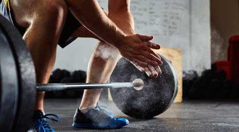تاثیر وزنه برداری در افزایش متابولیسم و کاهش وزن
