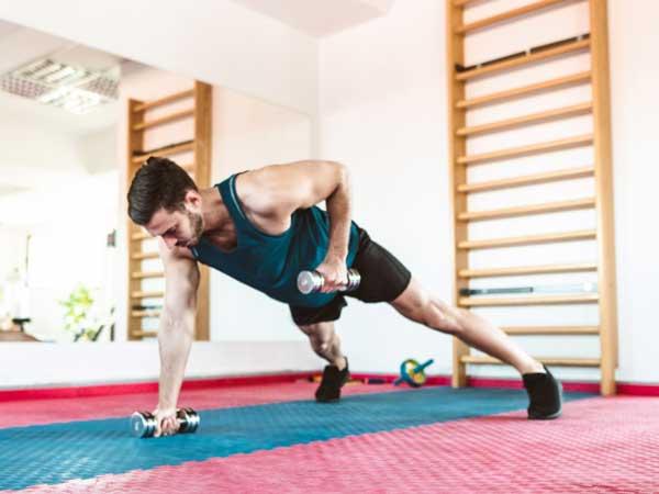ترکیب تمرینات مبنی بر کل بدن