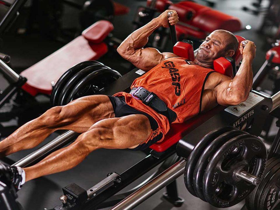 حرکات تقویت عضلات چهار سر ران