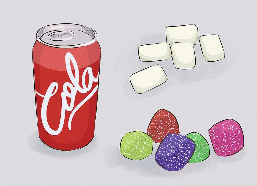 عدم مصرف سوربیتول برای کمک به لاغری شکم