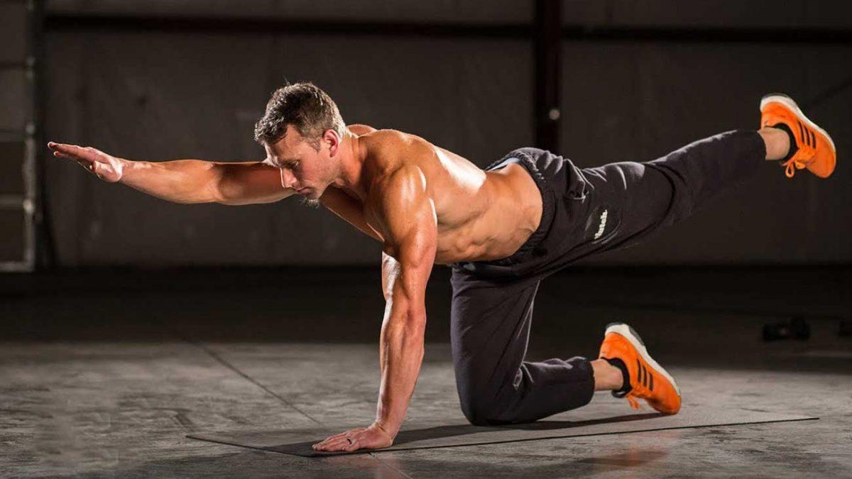 تقویت عضلات مرکزی بدن
