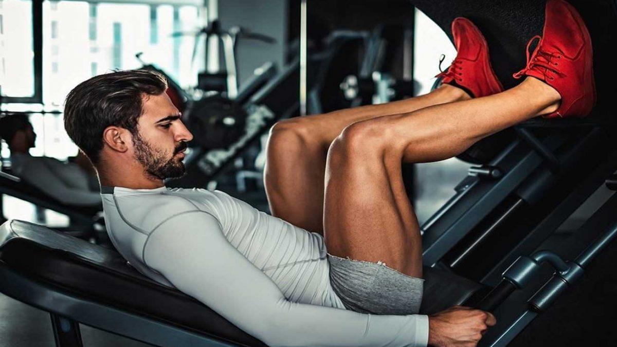 تقویت عضله ران پا با تمرینات و حرکات کششی