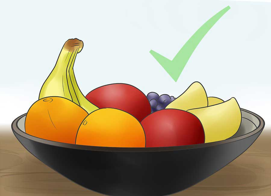 پیروی از رژیم غذایی سالم برای تقویت سیستم ایمنی