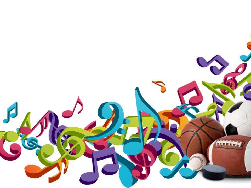 موسیقی ورزشی بی کلام