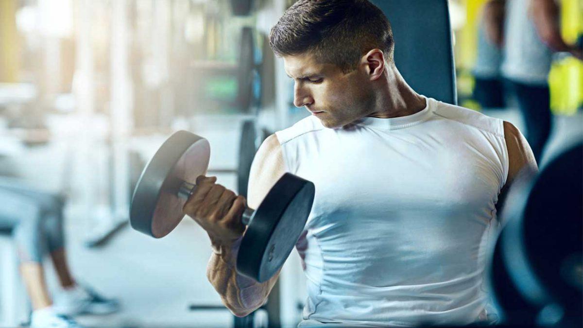 برنامه تمرینی قدرتی عضلات کل بدن