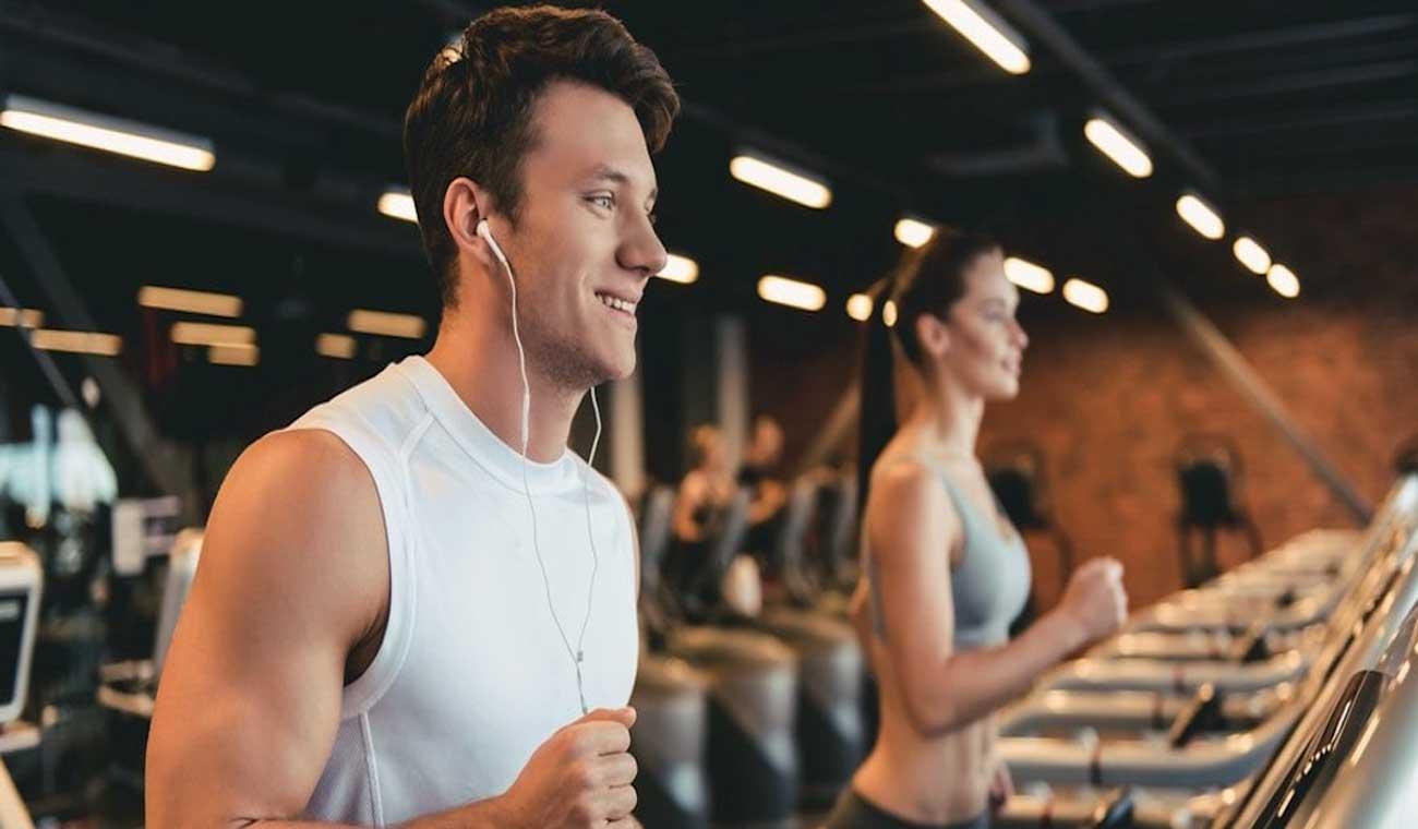 آهنگ مخصوص ورزش کردن