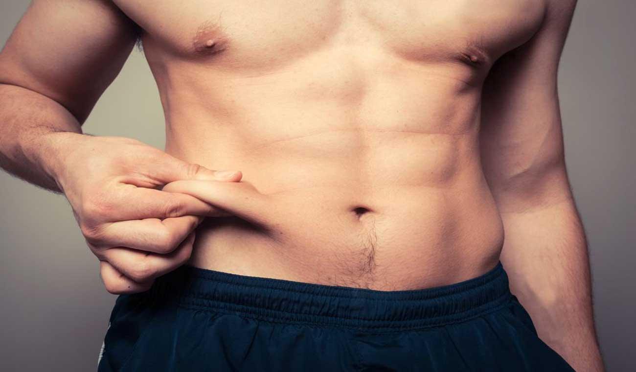 22 راه آب کردن چربی های شکم