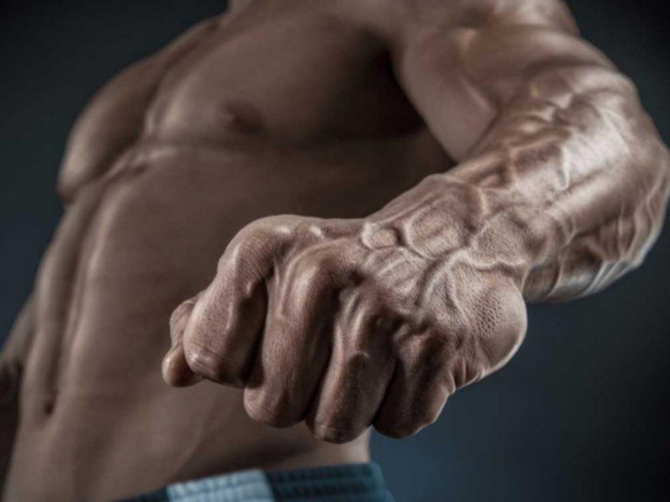تمرینات تقویت عضلات ساعد