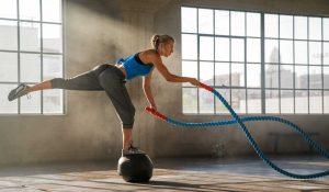 برنامه بدن سازی بانوان 4 روز در هفته