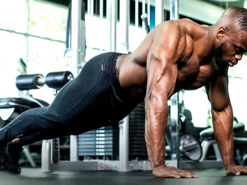 برنامه بدنسازی حجیم کردن عضلات پشت