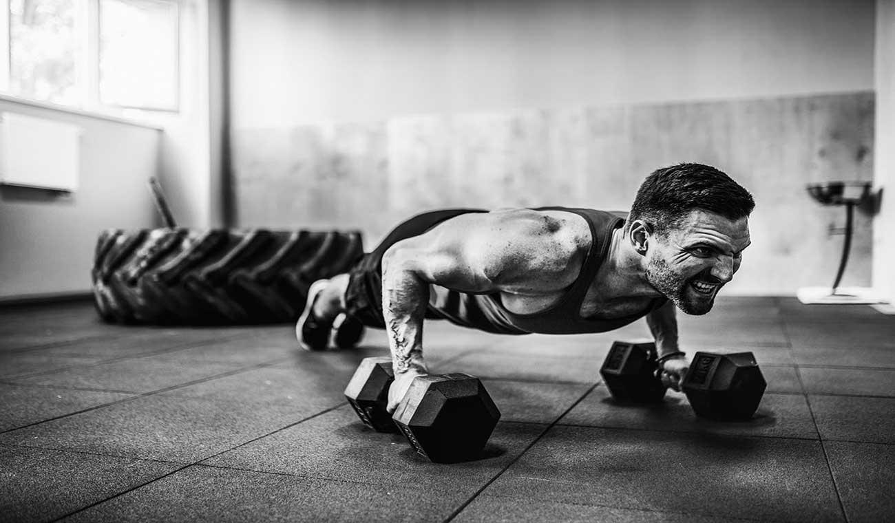 برنامه عضله سازی و چربی سوزی سریع
