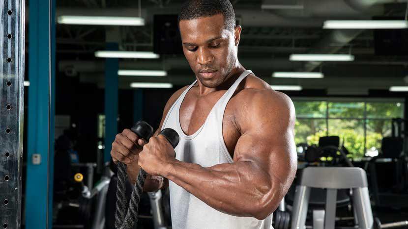 چگونه بدون از دست دادن عضله لاغر شویم ؟
