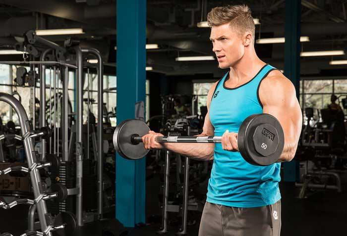 برنامه برتر عضله سازی : کل بدن 3 روز در هفته