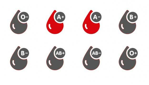 گروه خونی A