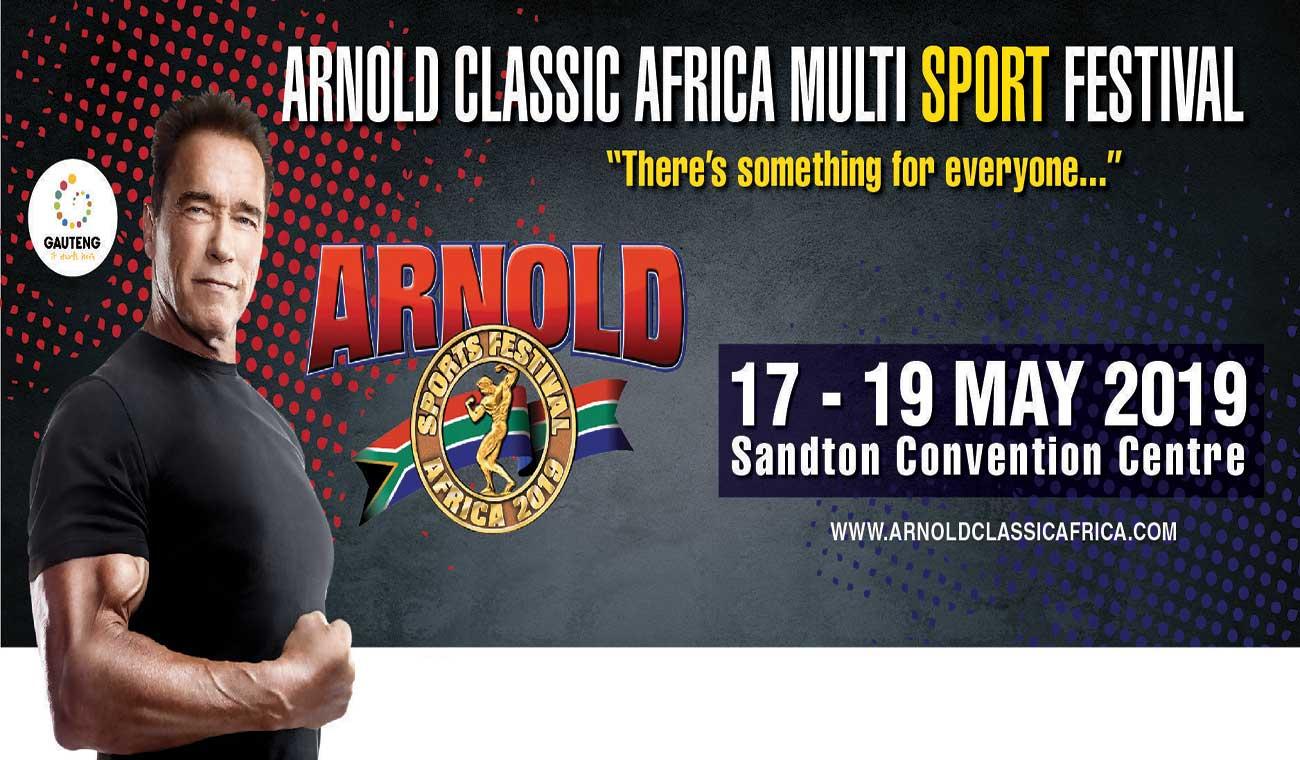 نتیجه مسابقه پاورلیفتینگ آرنولد کلاسیک آفریقا 2019