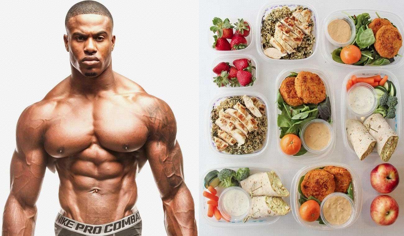 برنامه غذایی بدنسازان : چه بخورید و از چه اجتناب کنید!