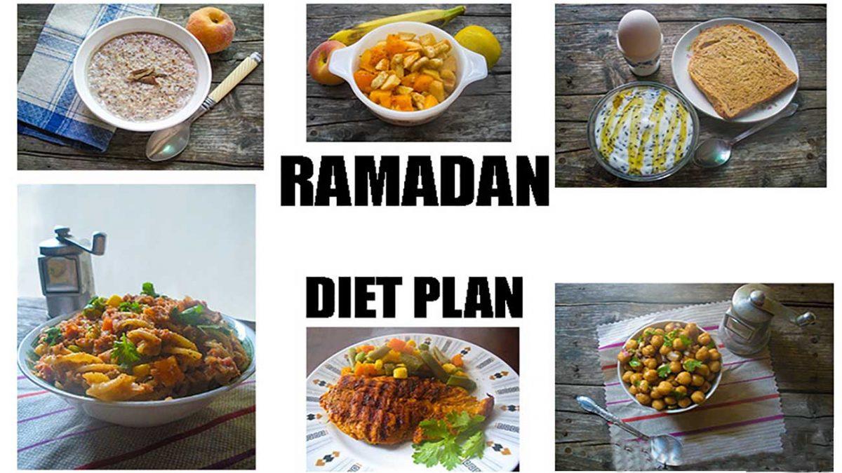 تغذیه ورزشکاران در ماه رمضان