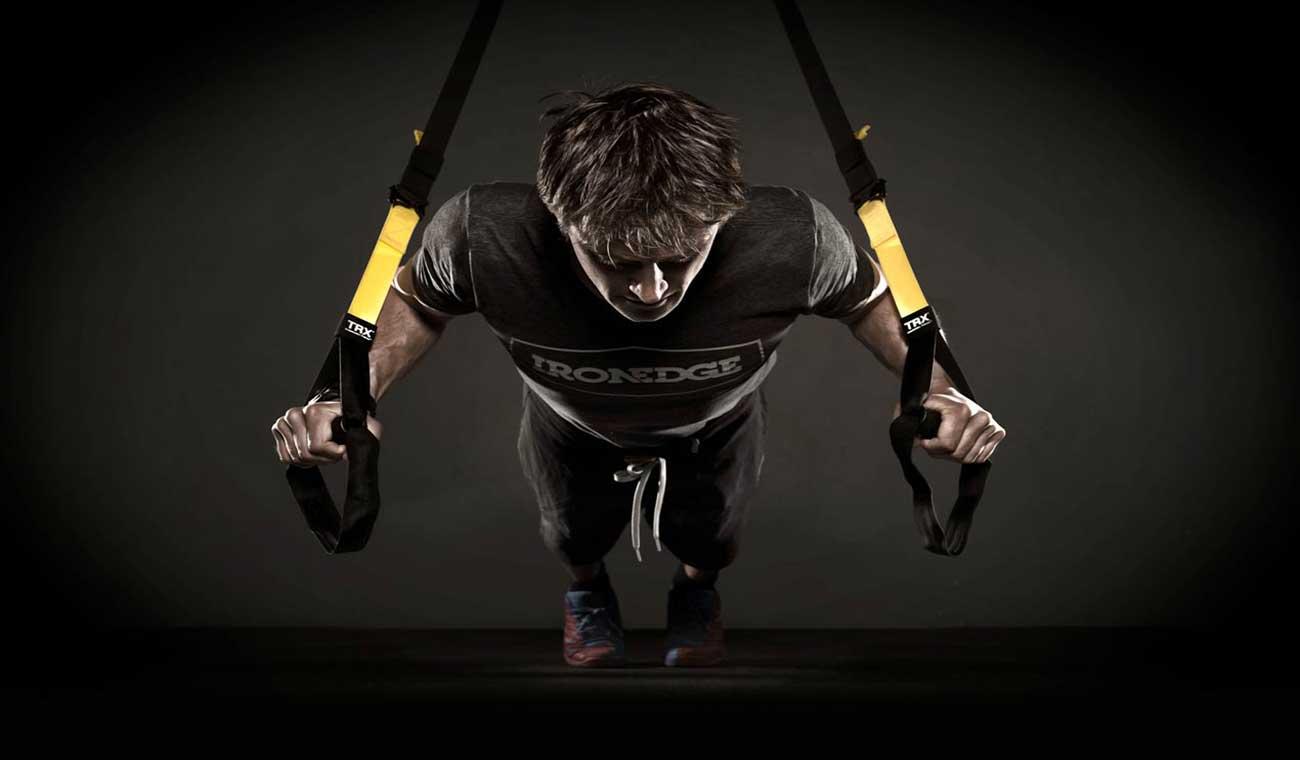 لاغری سریع با ورزش trx