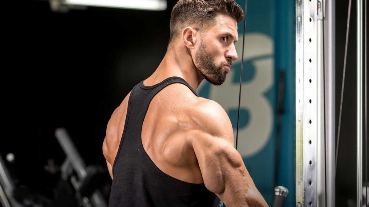 10 تمرین برای تقویت عضلات پشت بازو