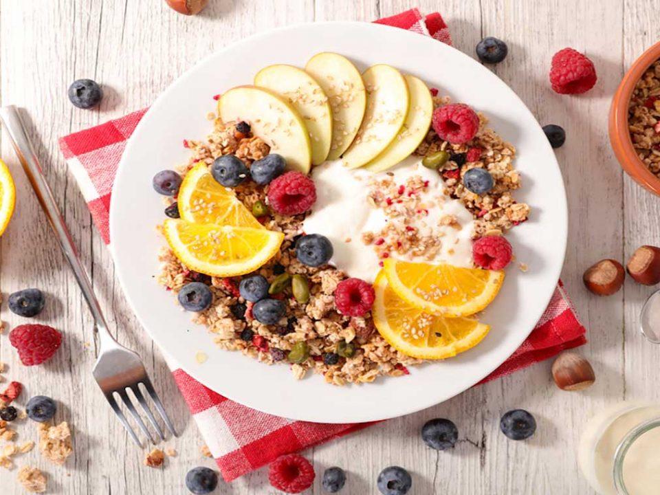 14 صبحانه مناسب کاهش وزن