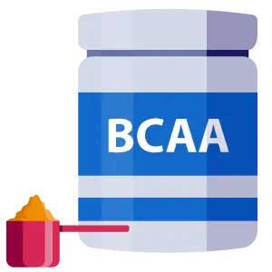 مزایای مصرف مکمل bcaa