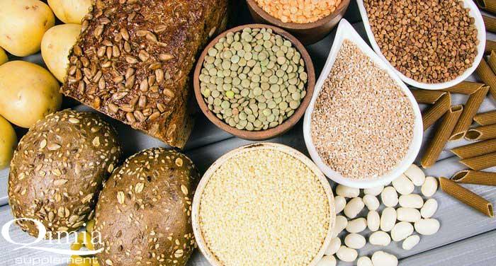 مصرف کربوهیدرات برای افزایش وزن