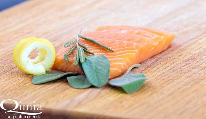 مصرف انواع ماهی برای افزایش وزن بدنسازی