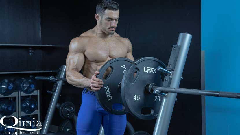 تاثیر ورزش در افزایش وزن