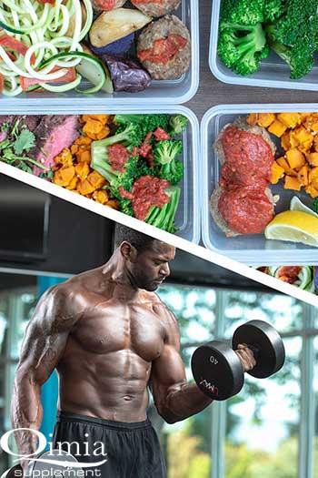 تغذیه در بدنسازی برای افزایش وزن
