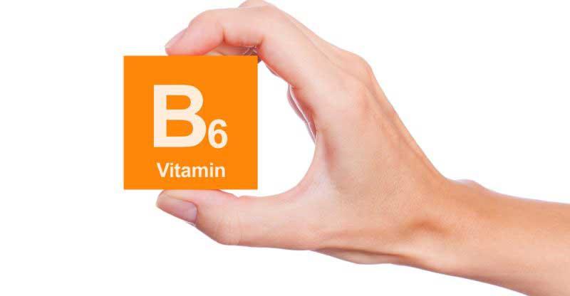 ویتامین ب۶ در بدنسازی