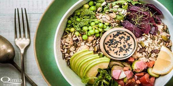 رژیم غذایی مخصوص بانوان