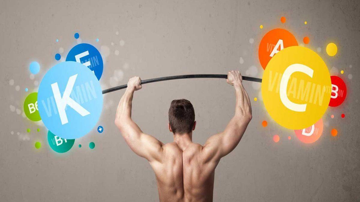 ویتامین های مورد نیاز ورزشکاران
