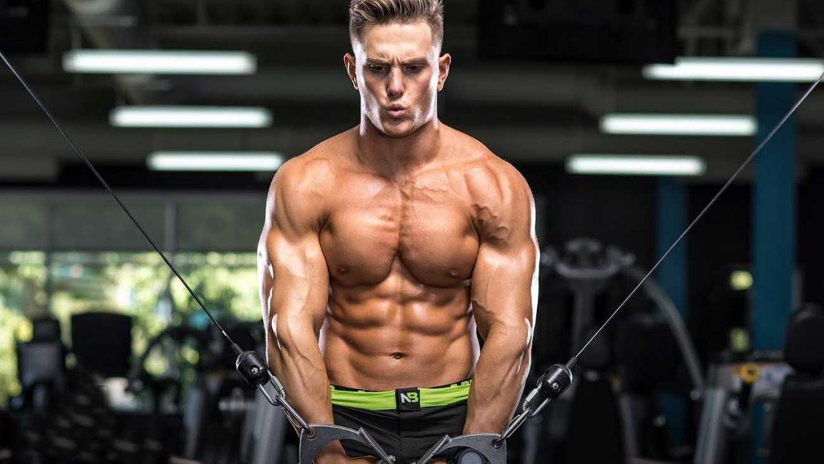 رشد سریع عضلات تنها در 4 هفته!