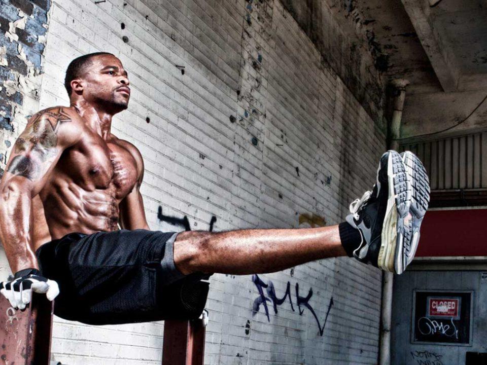 تمرین برای عضلات شکم
