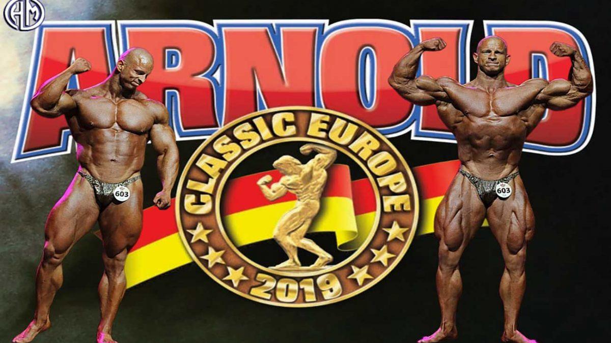 ثبت نام مسابقه آرنولد کلاسیک اروپا