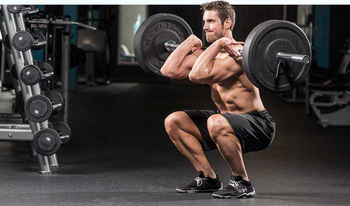 تمرین دادن گروه های عضلانی تک عضله