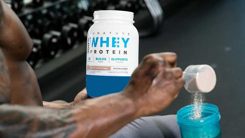 چرا و چگونه پودر پروتئین مصرف کنیم