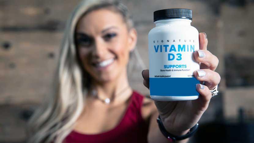 چرا و چگونه ویتامین D3 مصرف کنیم