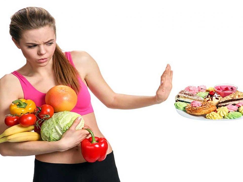 ثابت نگه داشتن وزن بدن
